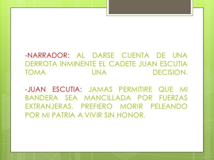 Nora Guadalupe Arnau Morgado</li></li></ul><li>JUAN BAUTISTA PASCASIO ESCUTIA <br />NACIO EN TEPIC, NAYARIT (1827-1847). E...