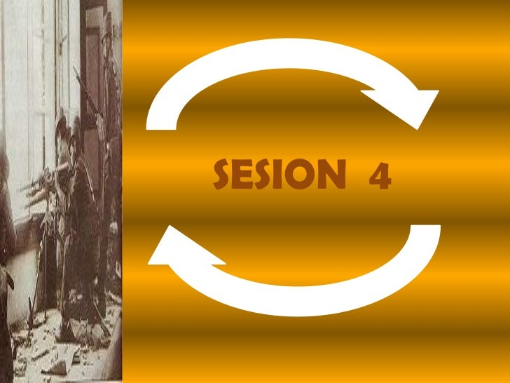 SESION  4<br />