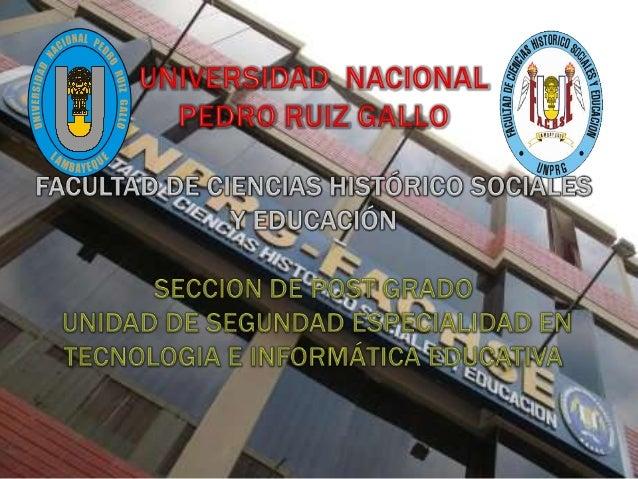 MÓDULO I: SESION N° 03  LAS TECNOLOGÍAS DE INFORMACIÓN Y COMUNICACION Y SU INTEGRACION CURRICULAR Josué Humberto Vargas To...