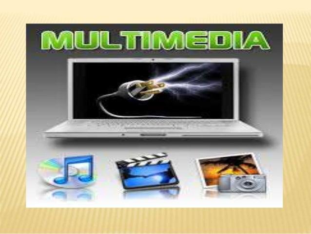 QUE ES MULTIMEDIA El término multimedia se utiliza para referirse a cualquier objeto o sistema que utiliza múltiples medio...
