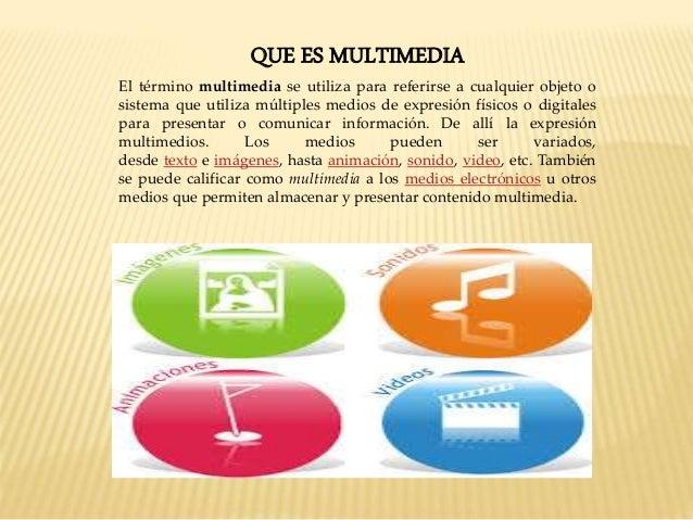 Herramientas de Desarrollo de Multimedia: Estar herramientas de programación están diseñadas para administrar los elemento...