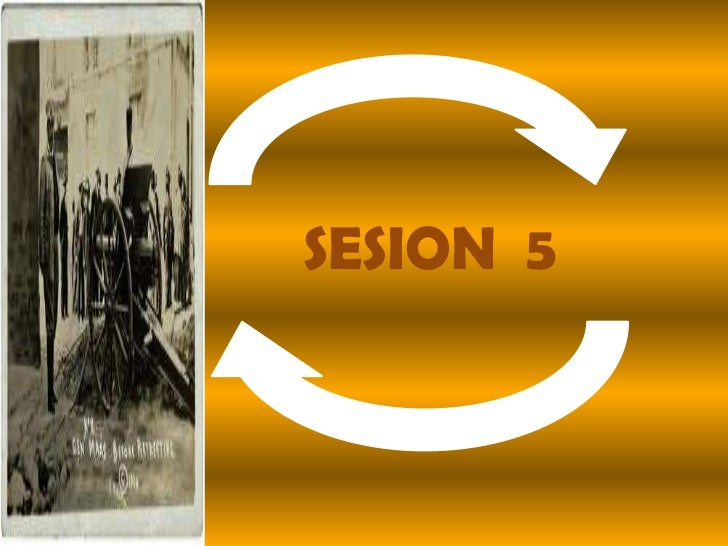 SESION  5<br />