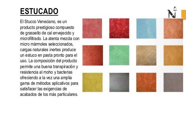 Sesion 8 acabados para paredes - Tipos de pintura para paredes interiores ...