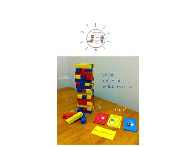 Calidad de los Servicios: problemática, medición y retos