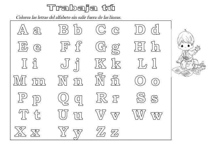Sesion el alfabeto