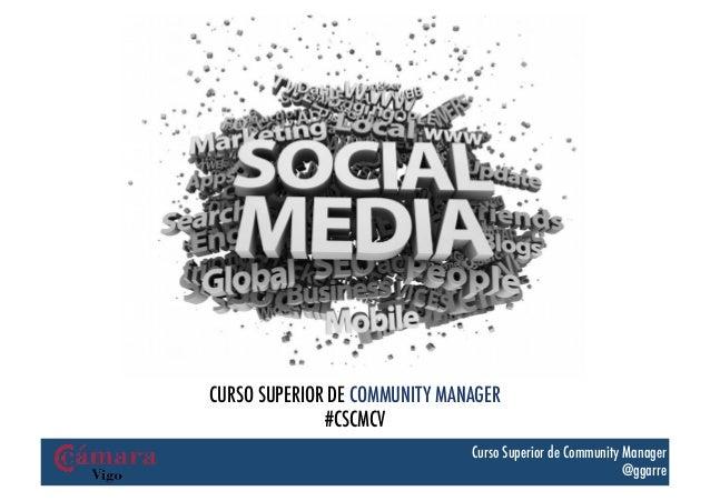 r         CURSO SUPERIOR DE COMMUNITY MANAGER                      #CSCMCV                                       Curso S...