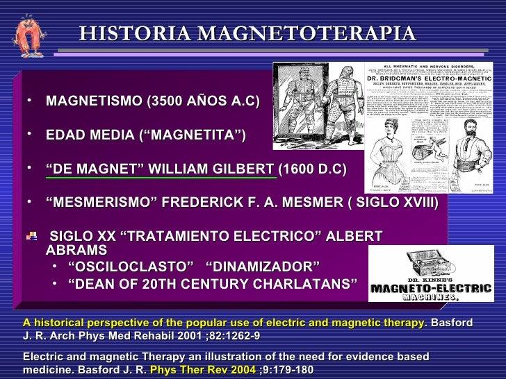 Magnetoterapia Slide 3