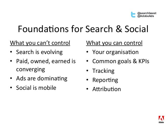 Foundations for Search and Social Strategies, SES London 2014 Slide 3