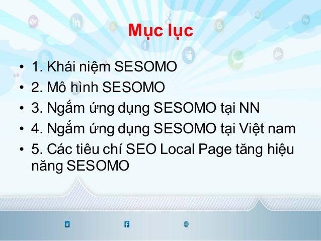 SESOMO - Tuấn Hà Slide 2