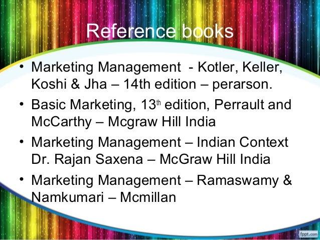 Marketing management 14th ed kotler test