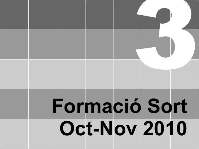 Formació Sort Oct-Nov 2010 3