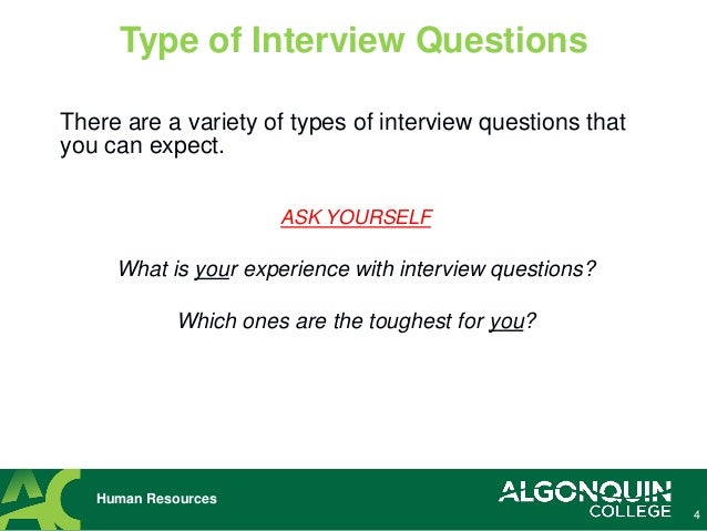 successful interview questions
