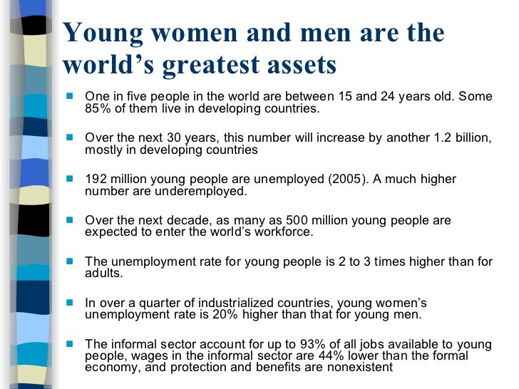women workers in india unemployment and underemployment Youth unemployment and underemployment is prevalent around the world because young people lack skills, work experience, job search abilities and the financial resources to find employment (united nations, 2003 ilo, 2006 matsumoto et al, 2012.
