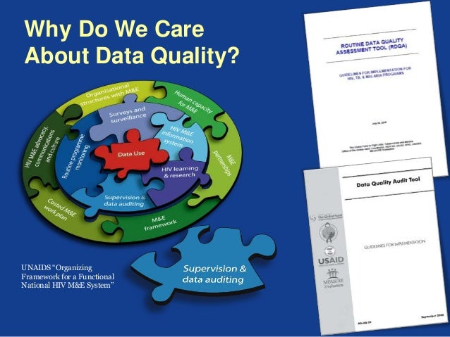 Adapting Data Quality Assurance Approaches and Tools to Meet