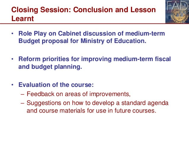 medium-term budget framework ph. d. thesis The mtef (medium term expenditure framework) is defined as an approach 'designed specially to link planning, which has a medium term outlook, with the annual budget, and, as a consequence, to link budgetary expenditure more systematically with socially desired outcomes', (adb, 2002, p-1.