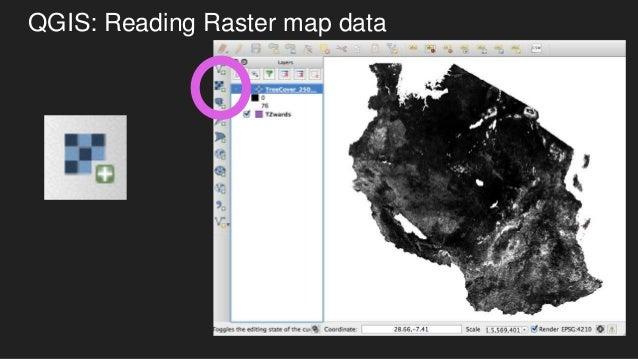 Session 08 geospatial data