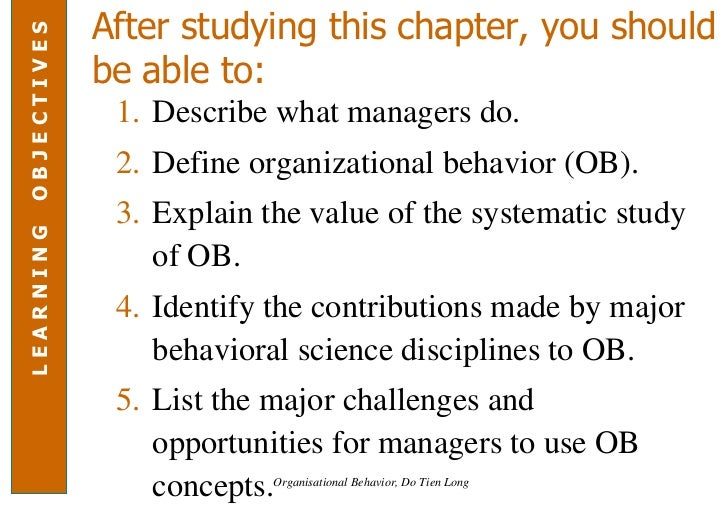contributions made by major behavioural science disciplines to organisational behaviour Psychology is a core stem discipline because of its direct scientific and  as  well as its indirect contributions to education and learning in science and  technology  which has been mandated on all passenger cars made since 1985  due to its  without deep consideration of human abilities and behavior, the  benefits of.