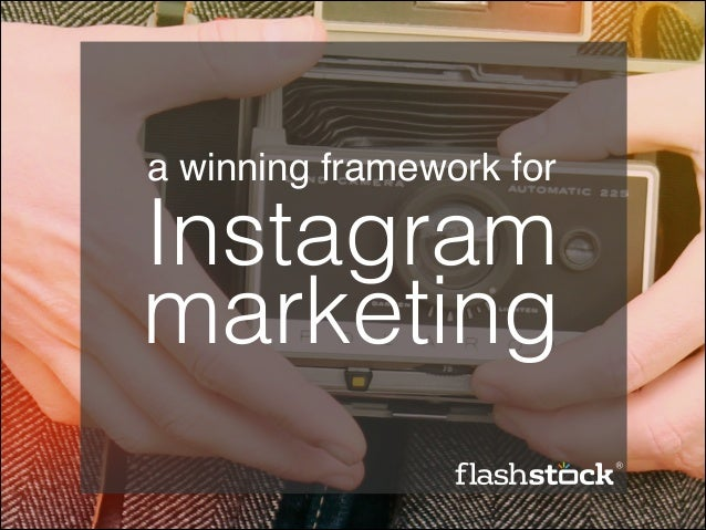 a winning framework for 