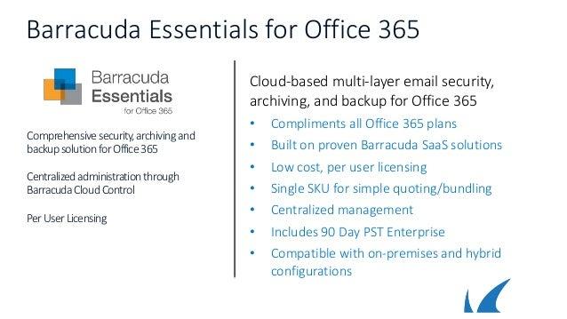 protecting data everywhere barracuda