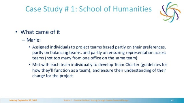 hr problem solving case studies Case studies and the client's actual problems are used to teach systematic problem solving, which is required for correctly conducting business course characteristics during day-1 the thinking and procedures required for problem solving and their importance are explained.