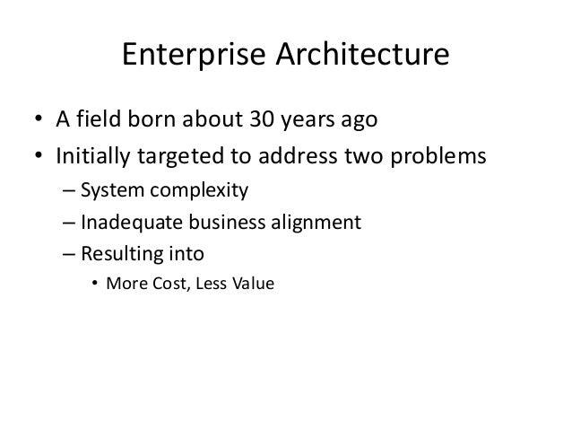 Enterprise Security Architecture Design Slide 2