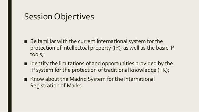 HIVE: Introduction to the Intellectual Property Regime  Slide 3