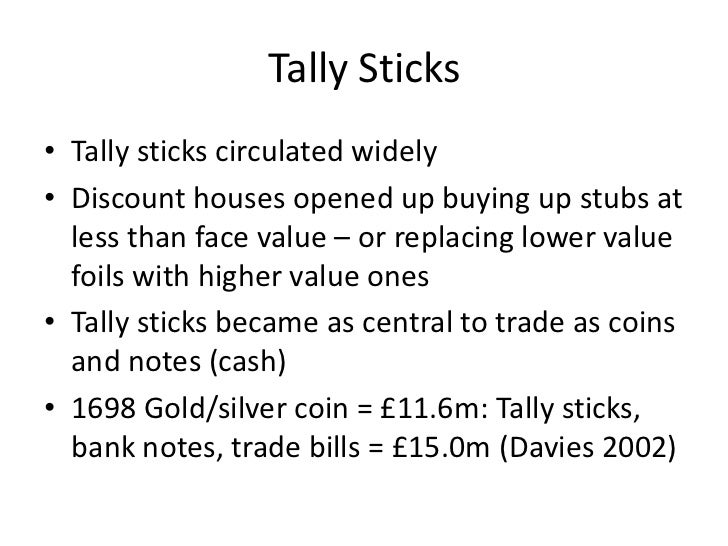 tally stick poem The tally stick by jarold ramsey this poem for me was very interesting one this man almost turns love into an object we all know love is a feeling an.