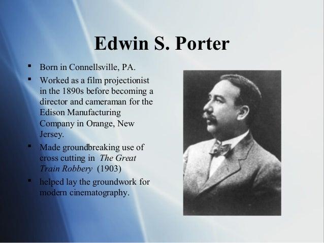 Edwin S. Porter life and biography