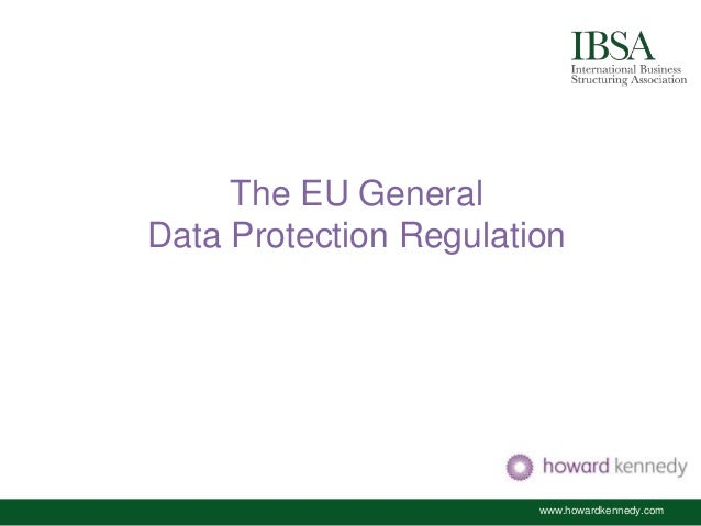 the data protection directive The commission proposed replacing the 1995 directive with a general data protection regulation (gdpr) ultimately, the european council and parliament agreed, after extensive dialogue over the precise content of the gdpr and an accompanying debate over a separate directive that will govern international police and judicial cooperation in.