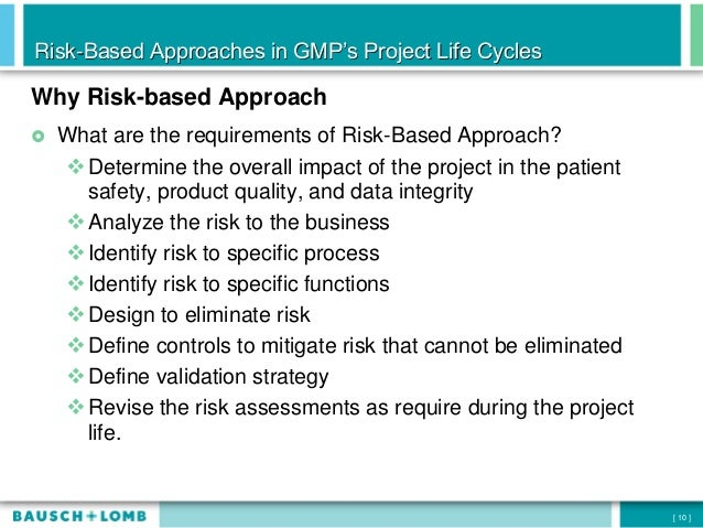 Project risks can cannot be eliminated if