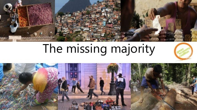 The missing majority