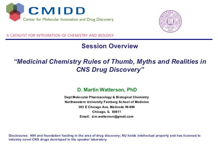 Dept Molecular Pharmacology & Biological Chemistry Northwestern University Feinberg School of Medicine 303 E Chicago Ave, ...