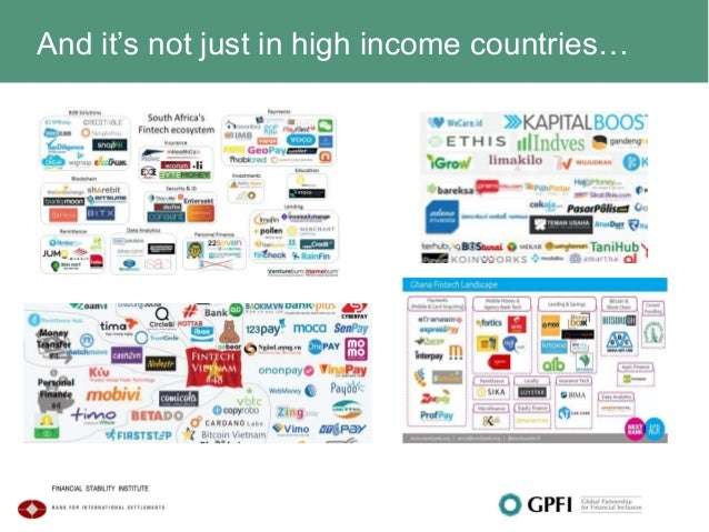 And it's not just in high income countries…