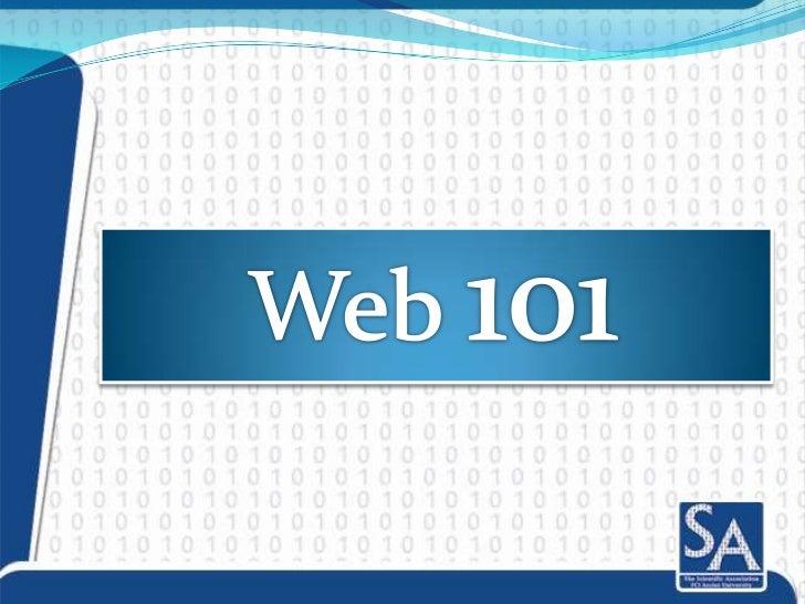 Web 101<br />