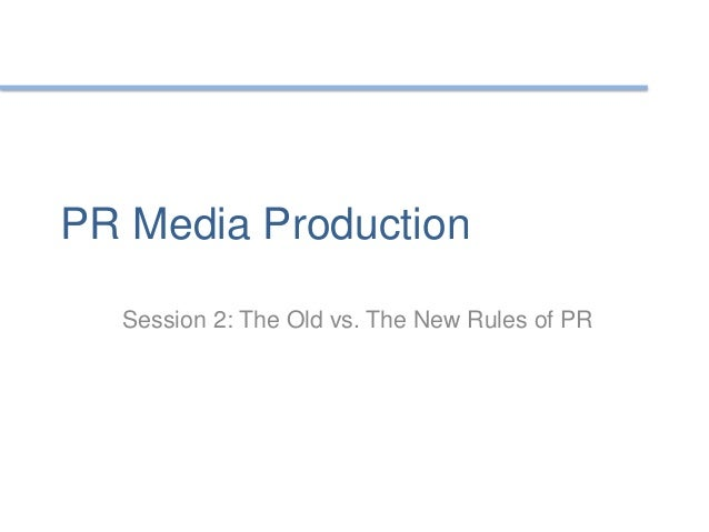 new rules of marketing and pr pdf