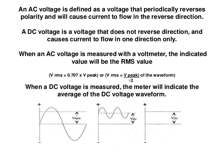 Voltage Is Defined As  What Is Voltage   2019