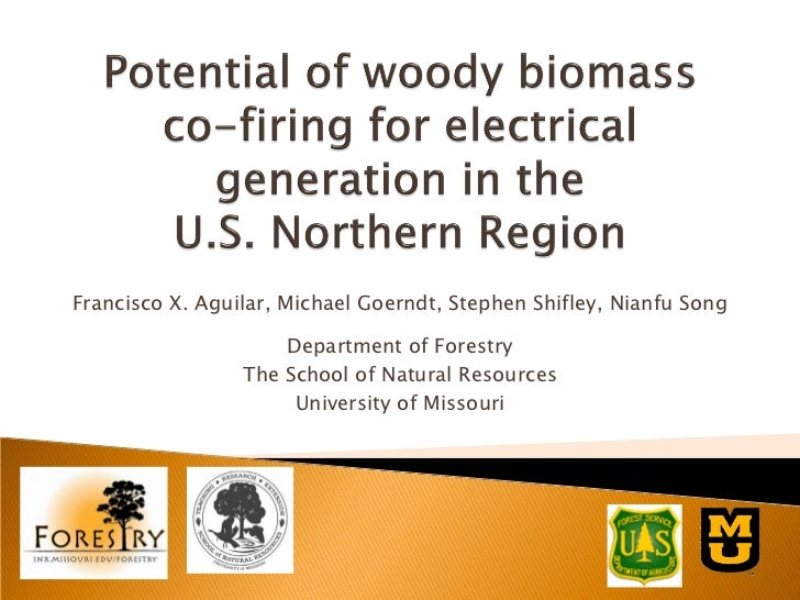 Francisco X. Aguilar, Michael Goerndt, Stephen Shifley, Nianfu Song                     Department of Forestry            ...