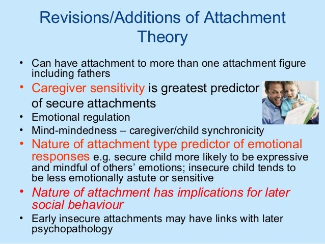 attachment and separation essay Free essay: john bowlby's theory attachment is a strong and emotional bond that bowlby's theory of attachments essays clinging and distress on separation.