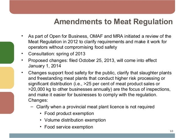 Risk Criteria In Food Safety For A Restaurant