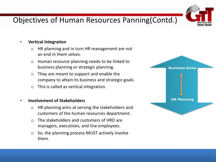 vertical human resources