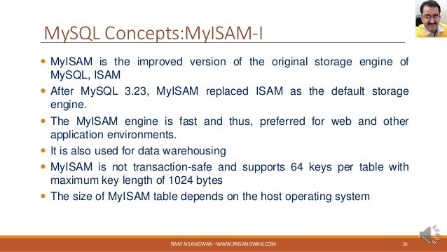 my sql architecture Installing and configuring mysql application/architecture considerations.