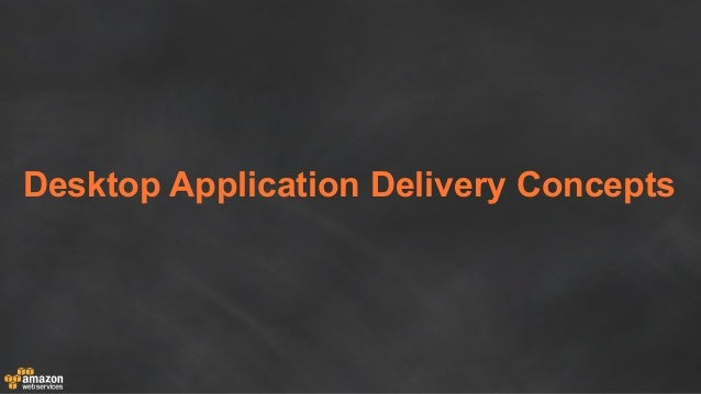 Amazon WorkSpaces - Fully Managed Desktops in the Cloud  Slide 3