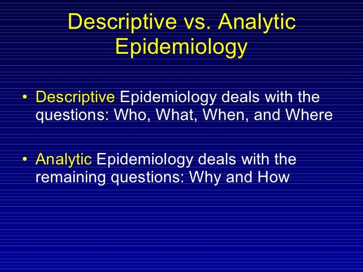 field epidemiology essay The field of epidemiology has been expanding dramatically over the last three decades, as epidemiologists have demonstrated new  detels - page 2.