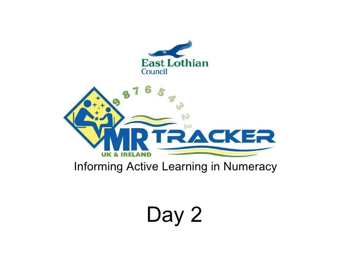 Day 2 Informing Active Learning in Numeracy