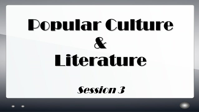 popular culture and print media Individual assignment: popular culture and print media paper • prepare a 600 word paper in which you assess the impact of print media advertising on consumerism and cultural values.