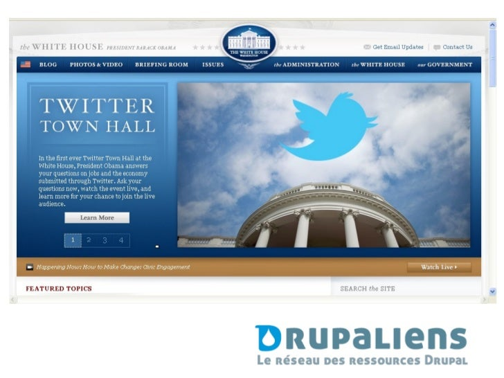 Drupal + OpenData