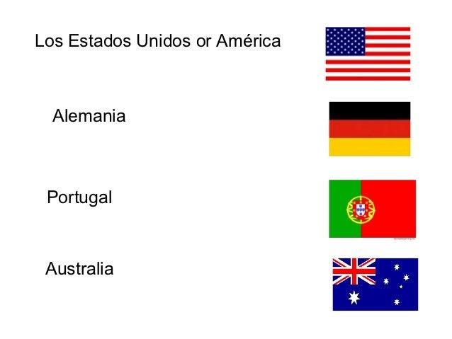 Paises Y Nacionalidades