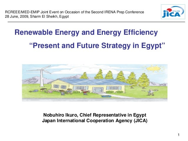 RCREEE/MED-EMIP Joint Event on Occasion of the Second IRENA Prep Conference28 June, 2009, Sharm El Sheikh, Egypt     Renew...