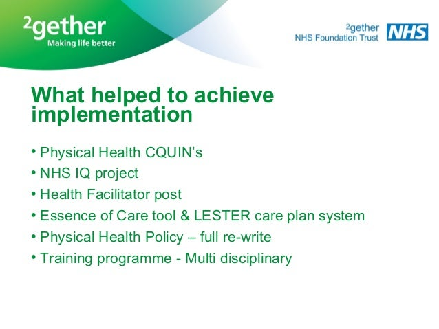 physical health interventions the patient journey form a physical h