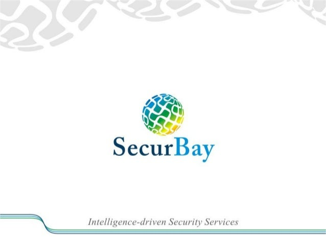 Session 4 Enterprise Mobile Security  © SecurBay 2012  2